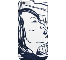 Jenny as a Hero iPhone Case/Skin