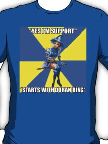 Lux best support T-Shirt