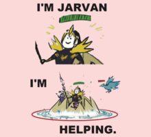 Jarvan help Kids Clothes