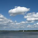 Clouds by Mike Paget