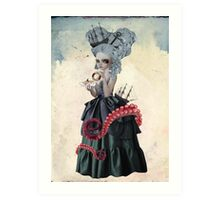 Madame Amphitrite Art Print