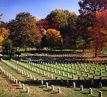 Arlington National Cemetery 2 by Kenshots