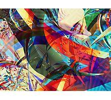 Confetti Photographic Print