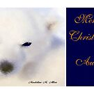 MERRY CHRISTMAS ~ AUNT by Madeline M  Allen
