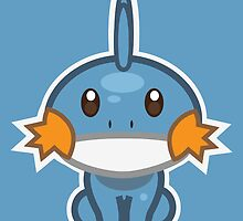 Mudkip by gizorge