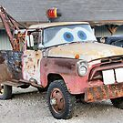 The real life Mater by Mark Bolen