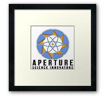 Aperture Science Laboratories Framed Print