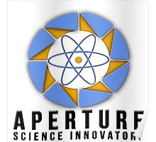 Aperture Science Laboratories Poster