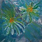 Burst of Spring - Original SOLD by BradThurston