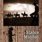 Stable Minded Western Horse Calendar by Doreen Erhardt