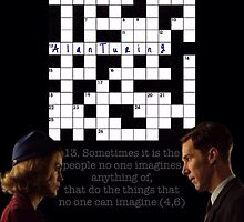 The Imitation Game Puzzle by Wonderkid100