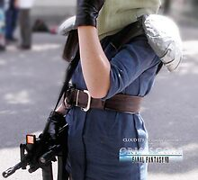 Cloud Strife cosplay from Crisis Core by NaniNaniX
