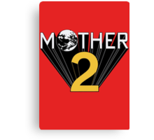 Mother 2 Promo Canvas Print