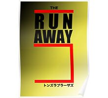 The Runaway Five (Retro Style) Poster