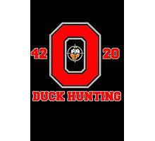 Ohio State Duck Hunting Photographic Print