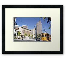 The Embarcadero II Framed Print