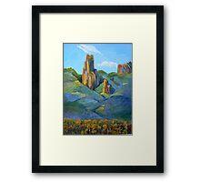 Warrumbungle National Park  Framed Print