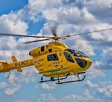 MD 902 Explorer G-LNCT air ambulance by Colin Smedley
