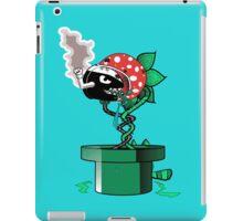 Piranha Bites The Bullet iPad Case/Skin