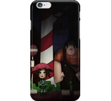 My neighbord Ralph! iPhone Case/Skin