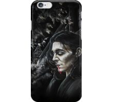 Love Song for a Vampire iPhone Case/Skin
