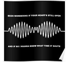 Do I Wanna Know? - Arctic Monkeys Poster