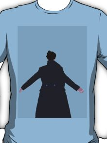Sherlock The Reichenbach Fall T-Shirt