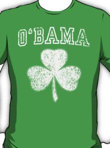Obama Shamrock t shirt T-Shirt