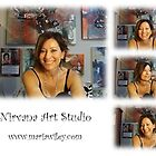 Good times in my old studio! by Maria Catalina Wiley
