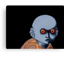 fantastic planet Canvas Print