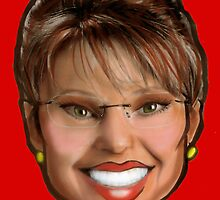 Sarah Palin by Kevin Middleton