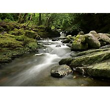 Torc river Photographic Print