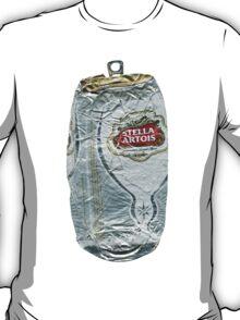 Stella Artois - Crushed Tin T-Shirt