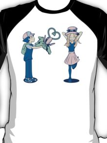 My pokeheart is yours T-Shirt
