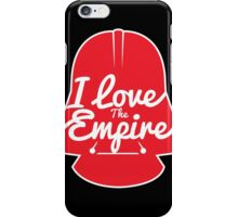I LOVE THE EMPIRE iPhone Case/Skin