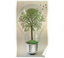green ideas 02 Poster