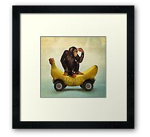 Sparky's Electrical Services Framed Print