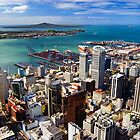 Waitemata Harbour, Auckland by Robert Scammell