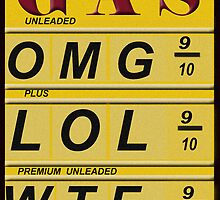 Gas Prices by Leta Davenport