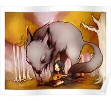 Wolf Lullaby  Poster