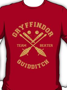 Gryffindor - Team Beater T-Shirt