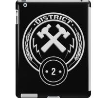 District 2 - Masonry iPad Case/Skin