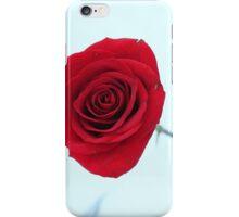 Ice Rose iPhone Case/Skin