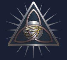 Horus Vesica by spiralmirror