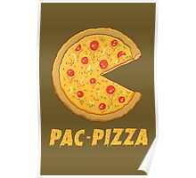 PAC PIZZA! Poster