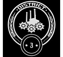 District 3 - Technology Photographic Print