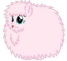 Fluffle Puff Stare by Fluffle-Puff