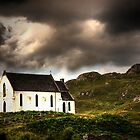 A wee church! by Linda  Morrison