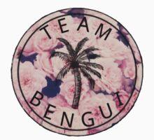Team Bengui Floral  T-Shirt