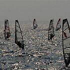 Transparent Sails by JamesTH